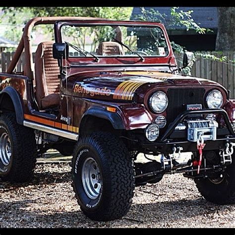 Who Makes Jeep Wrangler Classic Cj Renagade Real Jeeps Cj S Other Makes