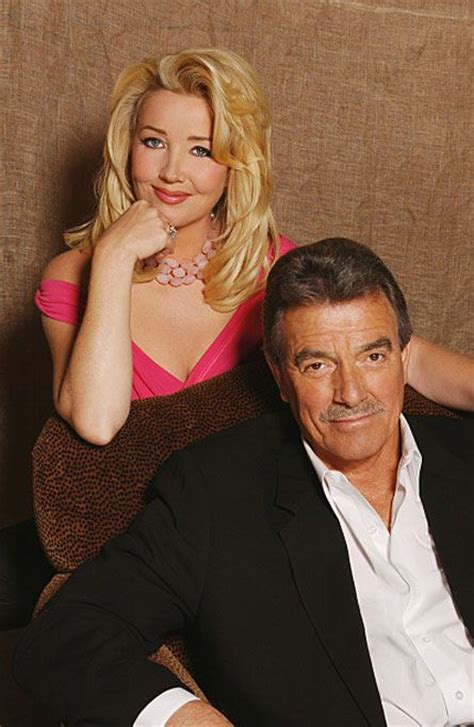 victor nikki newman the young and the restless soap opera coulpes i loved