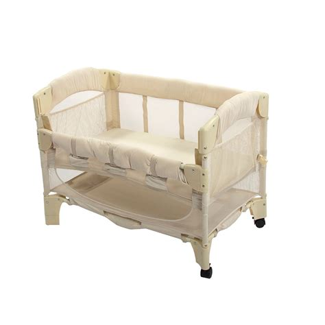 Arms Reach Bedside Co Sleeper by Arms Reach Mini Arc Co Sleeper Bassinet New Ebay