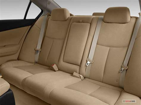 nissan altima interior backseat 2012 nissan maxima interior u s news world report