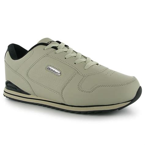 donnay mens classic trainers sports shoes ebay