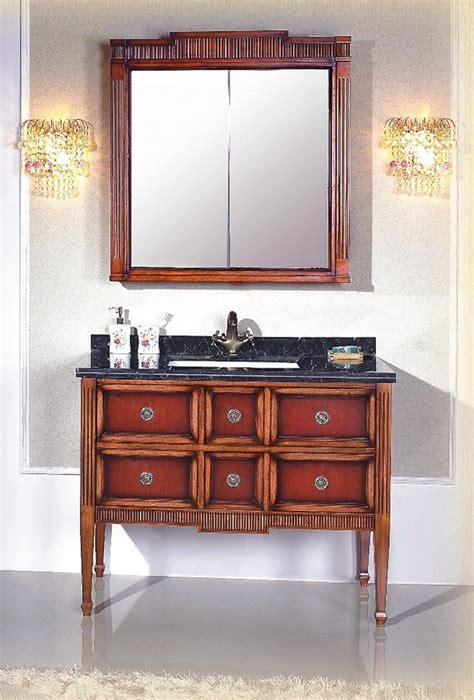 Antique Looking Bathroom Vanity by Antique Style Bathroom Vanity Single Sink 42 Quot