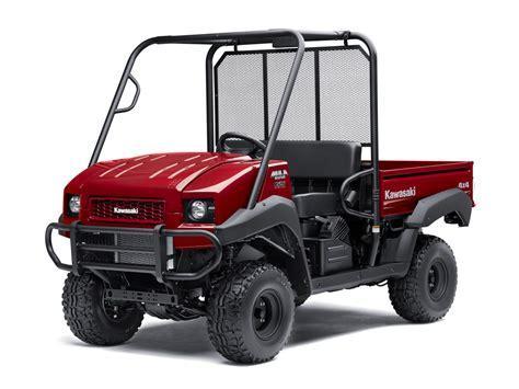 Accessories For Kawasaki Mule by Model Feature Comparison 2018 Kawasaki Mule 4010 4x4 And