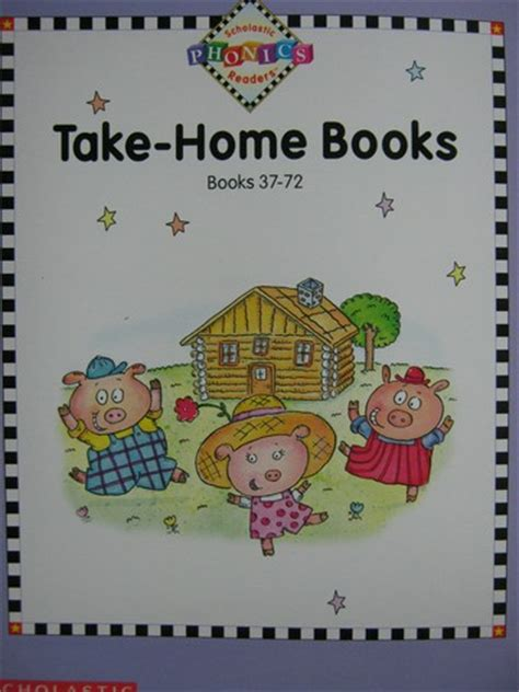 scholastic phonics readers take home books books 37 72 p
