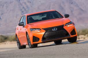 lexus can 2016 lexus gs f can the rc f make a better