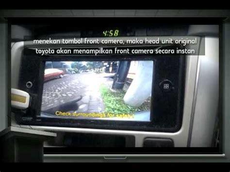 Kamera Mundur Oem Toyota Yaris 2014 Up Parking mundur depan toyota
