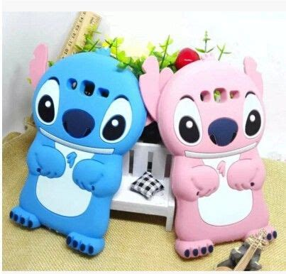 Caramel Samsung J2 7 3d stitch with movable ear for samsung galaxy j1 j5