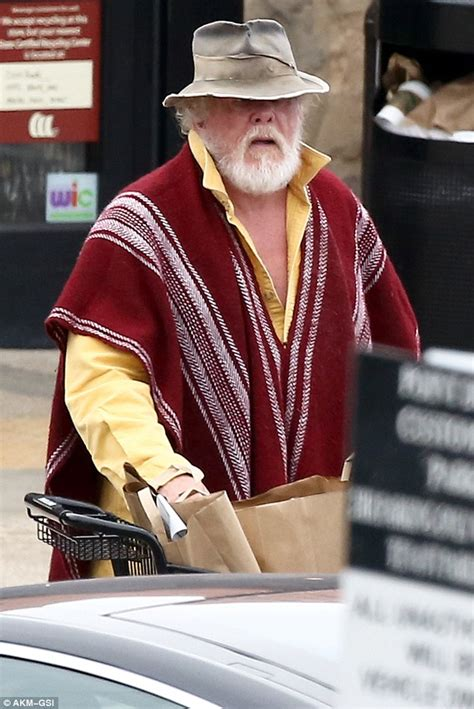 Nick Nolte Is A New Celebamour by Nick Nolte Is Unrecognizable From 1970s Heartthrob Days As
