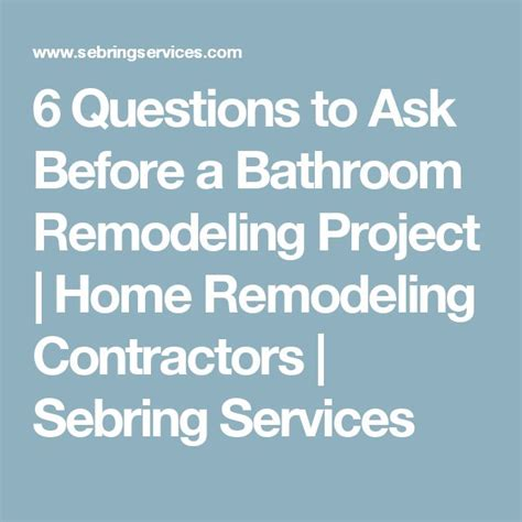 25 best ideas about bathroom remodeling contractors on