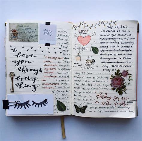 como decorar un notebook 25 best ideas about diary writing on pinterest notebook