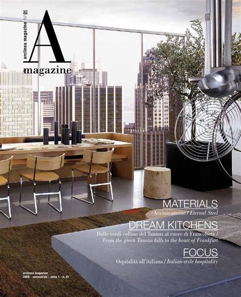 arclinea arredamenti arclinea magazine 1 by arclinea arredamenti issuu