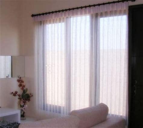 Gorden Kerang contoh bentuk dan warna gorden untuk rumah minimalis