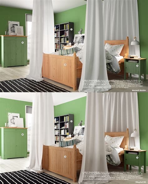 how ikea changed to 3d rendering for their furniture catalog ikea scene vrayforc4d vs maxwell render final