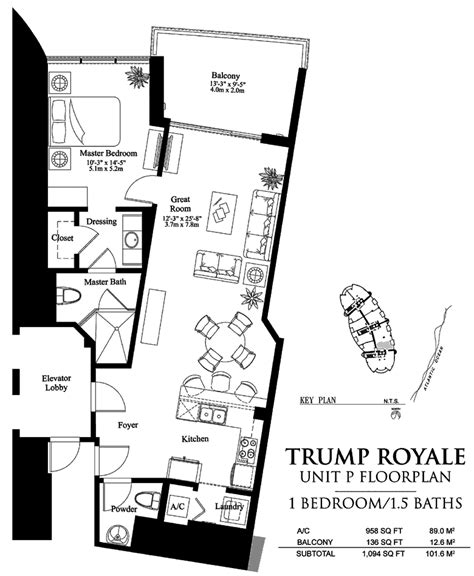 trump towers floor plans unit dr mls seach miami beach trump royale sunny isles beach floor plan condo p mls