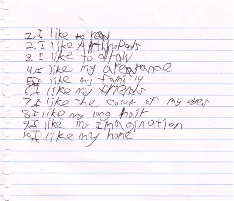 what i like about luke s list