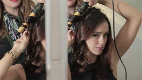tongs hairs style how to use a curling tong with hairstylist paloma rose