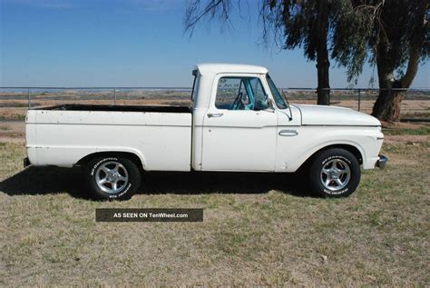 short bed truck 1965 ford f100 short bed truck