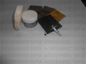 kit pulir faros kit para pulir faros y calaveras opacas 155 00 en