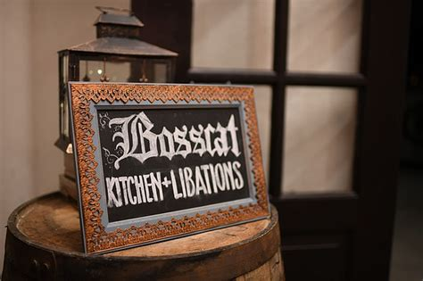 Bosscat Kitchen by Bosscat Kitchen Libations Is Open For Business Houston