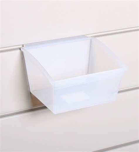 Small Plastic Shelf by Plastic Storage Bin Small Proslat In Proslat Garage