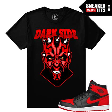 Matching T Shirts Sneaker T Shirts Matching Bred 1 Sneaker Match Tees