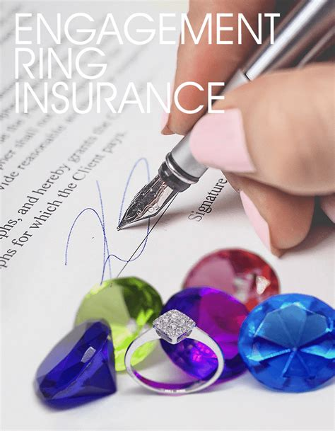 insuring an engagement ring engagement experts