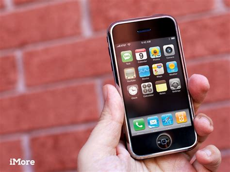 iphone history 10 years ago today apple and iphone changed our world imore