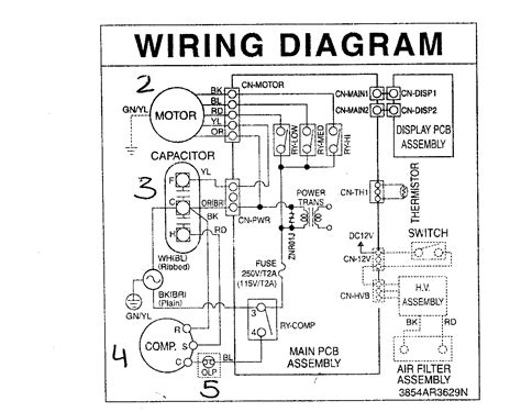 nordyne package unit wiring diagram nordyne electric