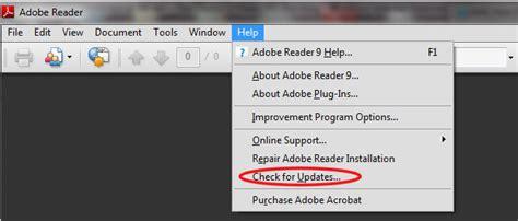 how to upgrade adobe reader 9 to x update adobe reader