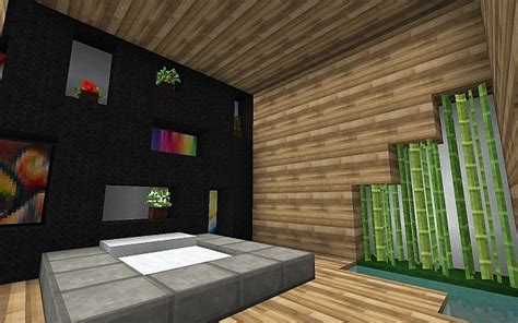 Bedroom Design Minecraft Minecraft Modern Bedroom Minecraft Modern Bedroom Bedroom Projects To Try