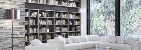 librerie a muro design libreria a muro componibile arredamento in vendita on