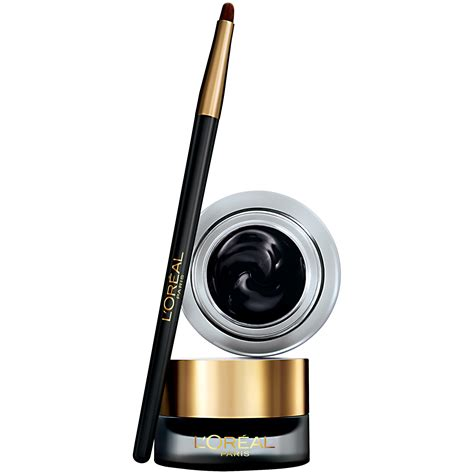 Eyeliner Loreal l oreal never fail lacquer liner and colour caresse