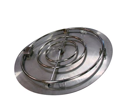 pit insert ring circular 24 quot ring 30 quot flat stainless steel 250k