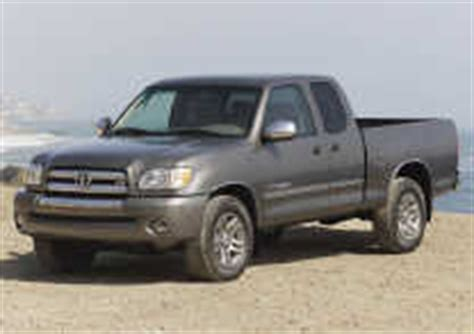 2005 Toyota Tundra Towing Capacity 2005 Toyota Tundra Reviewcars