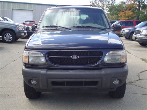 2000 ford explorer xls 2000 ford explorer xls for sale in cincinnati oh stock