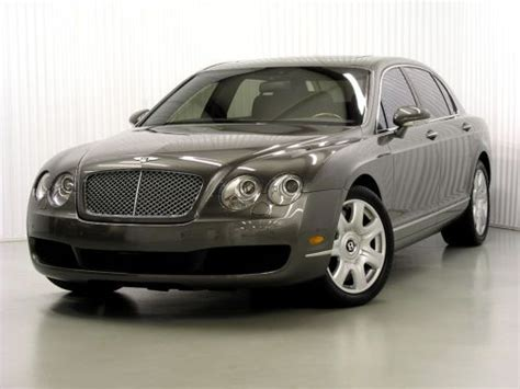 bentley flying spur 2 door find used 2008 bentley continental flying spur sedan 4