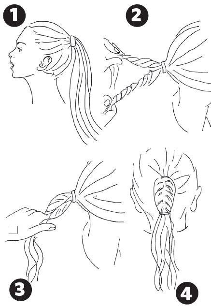 Garnier Fructis Hair Style Gel Twist by Best Tressed Garnier Style Trends