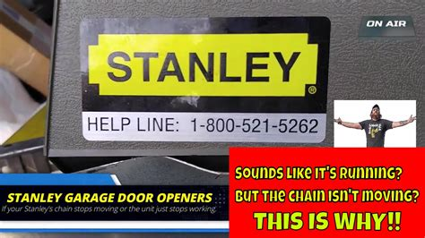 flawless stanley garage door opener stanley garage door