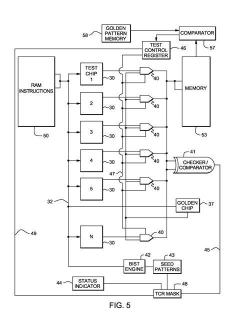 test an integrated circuit integrated circuit test system 28 images patent us7350108 test system for integrated