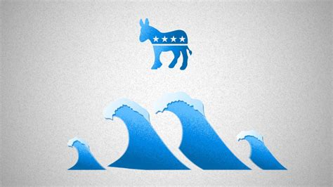 blue democrat can the democrats ride a blue wave to midterm election wins