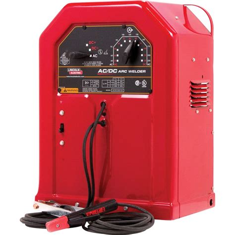 lincoln electric ac 225 stick welder lincoln electric ac dc 225 125 stick welder 230 volts