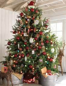 Pottery Barn Christmas Tree Advent Calendar - adornos del 225 rbol de navidad hazlos t 250 misma paso a paso ella hoy