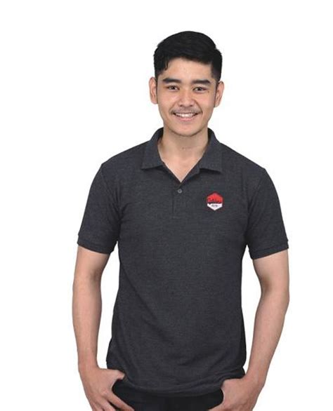 Kaos Baju Oblong Tshirt Bp pin kaos polo pln sablon supplier jahit dan on