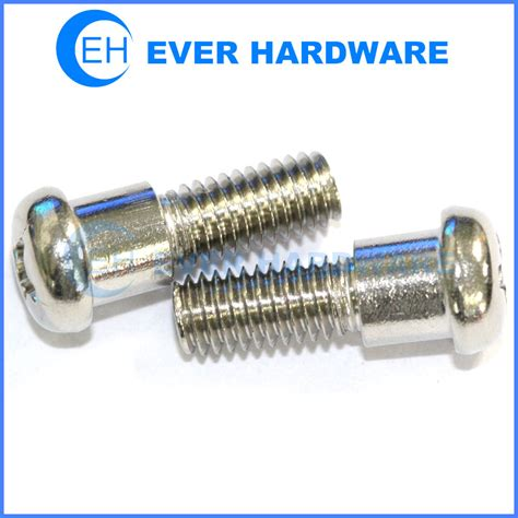 Skateboard Furniture stainless steel shoulder bolts round phillips custom made