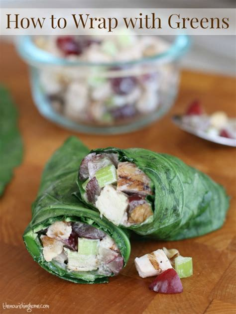 how to make sandwich wraps with greens whole30 the