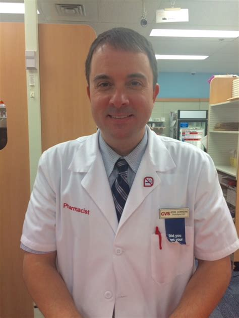 plymouth cvs pharmacy pharmacist of the week correira cvs pharmacy