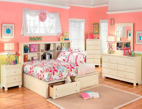 cottage retreat bedroom set cottage retreat youth bedside storage bedroom set from