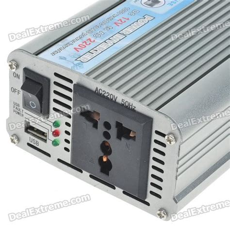 Power Inverter 1000w Dc 12v Ke Ac 220v Murah cheap 1000w car 12v dc to 220v ac power inverter