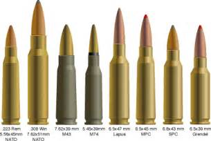 Rifle cartridge size comparison chart rifle cartridge size comparison