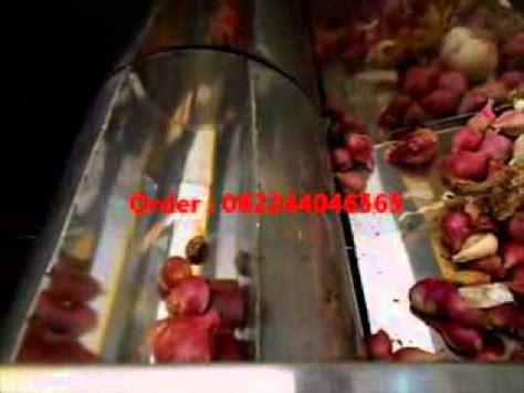 Alat Pengiris Bawang Merah Otomatis mesin pengiris bawang merah stainless terbaru